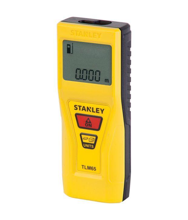stanley measuring tools tlm65 20 meter laser distance measurer stht1 77032 buy stanley. Black Bedroom Furniture Sets. Home Design Ideas