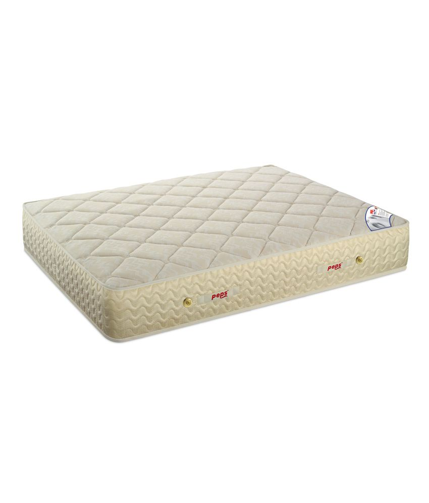 Peps queen size restonic pocketed carousel mattress for When to buy a mattress