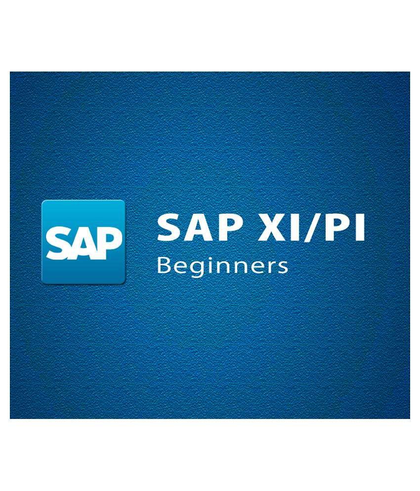 Sap Xipi Beginners E Certificate Course Online Video Training