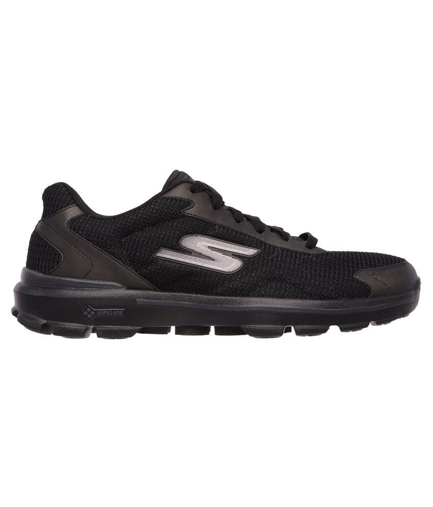 7832bd59b12 Skechers Go Walk 3 - Fitknit Sport Shoes - Buy Skechers Go Walk 3 ...
