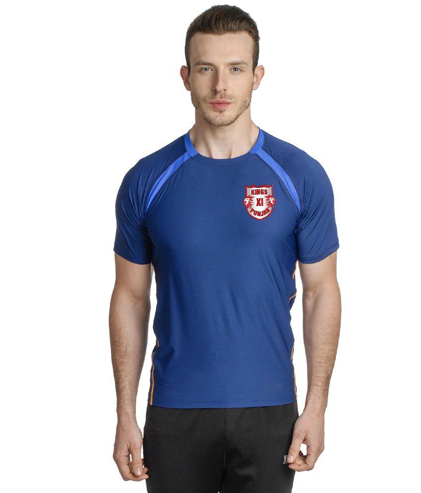 T10 Sports Blue T Shirt