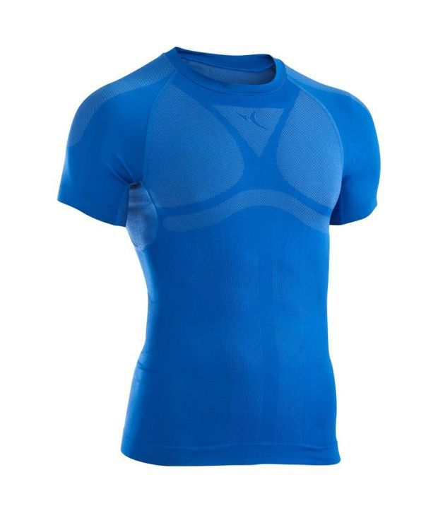 Domyos Compression T-shirts Fitness Apparel