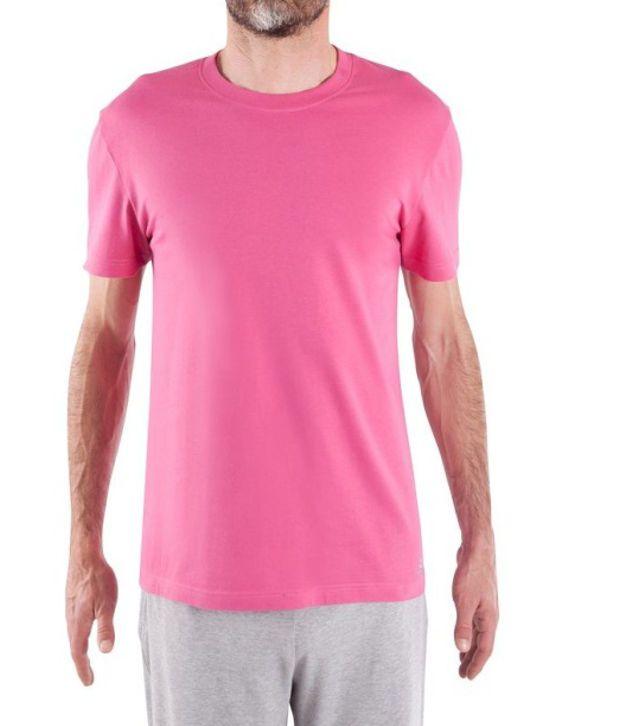 Domyos Organic Cotton T-shirt (Fitness Apparel)