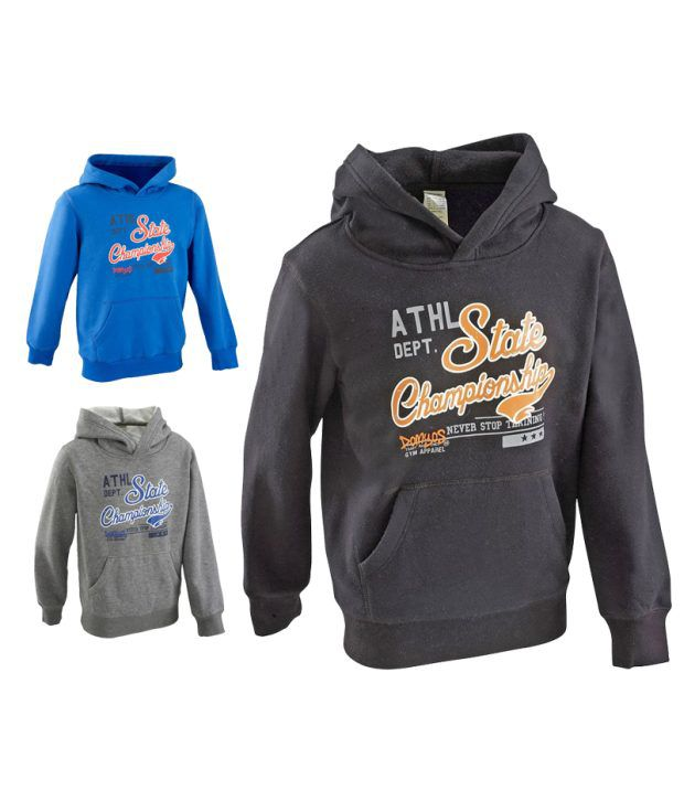 Domyos Printed Hoody (Fitness Apparel)