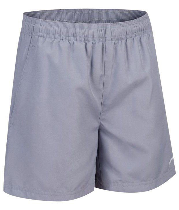 Artengo Comfy Gray Tennis Shorts for Boys