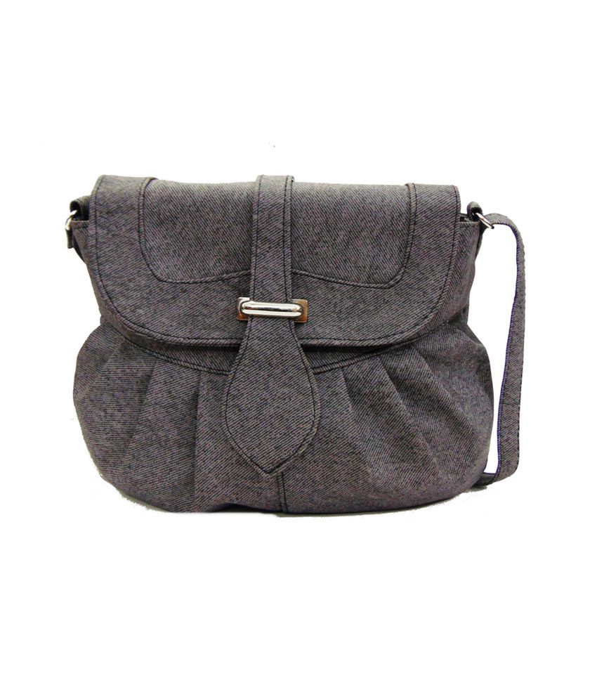 Estoss Grey Sling Bag
