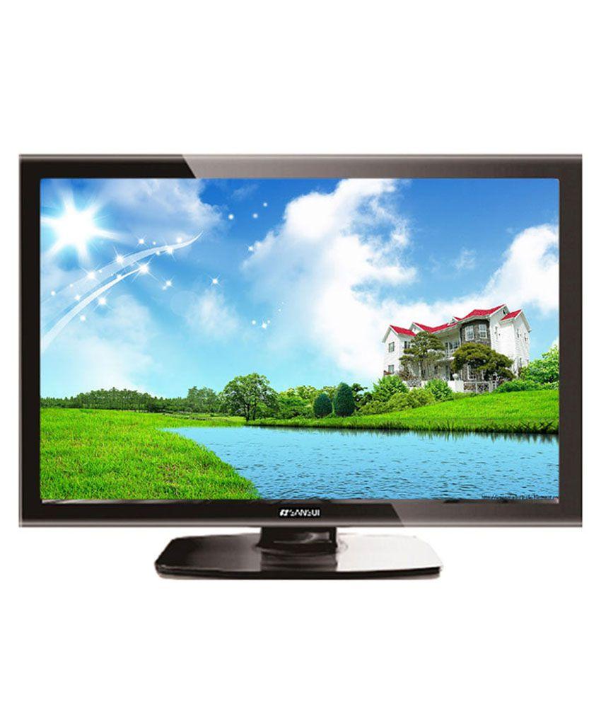 Sansui LEDTVSJ24FH02FK 61 cm (24) Full HD LED Television