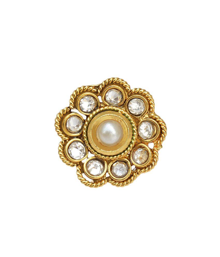 Copper Toe Ring India