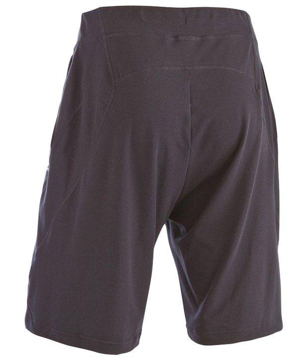 Domyos Black Fitness Actizen Shorts For Men