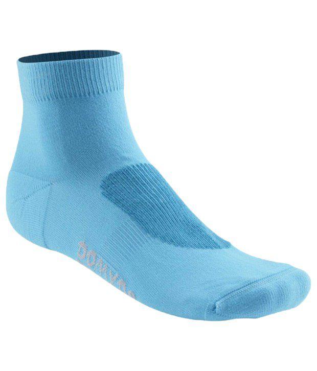 Domyos Blue Cardio Socks For Women