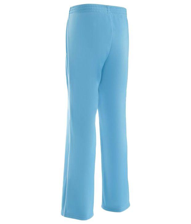 Domyos Blue Fitness Bottoms For Girls