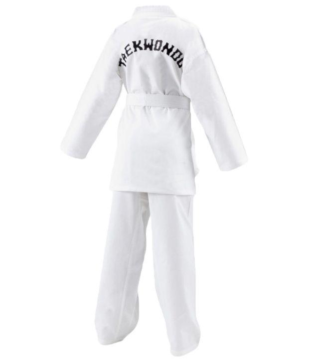 Domyos Bok 50 Unisex Tae Kwon Do Uniform By Decathlon