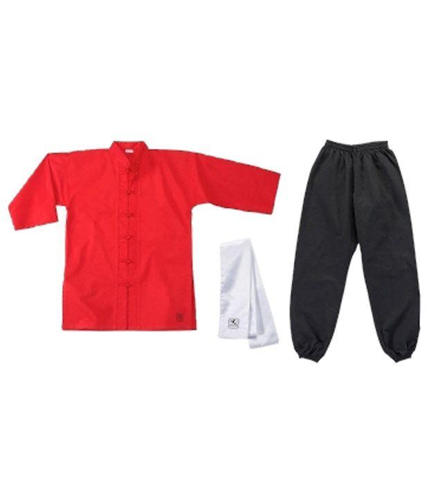 Domyos Kung Fu Kimono Unisex Fitness Uniform