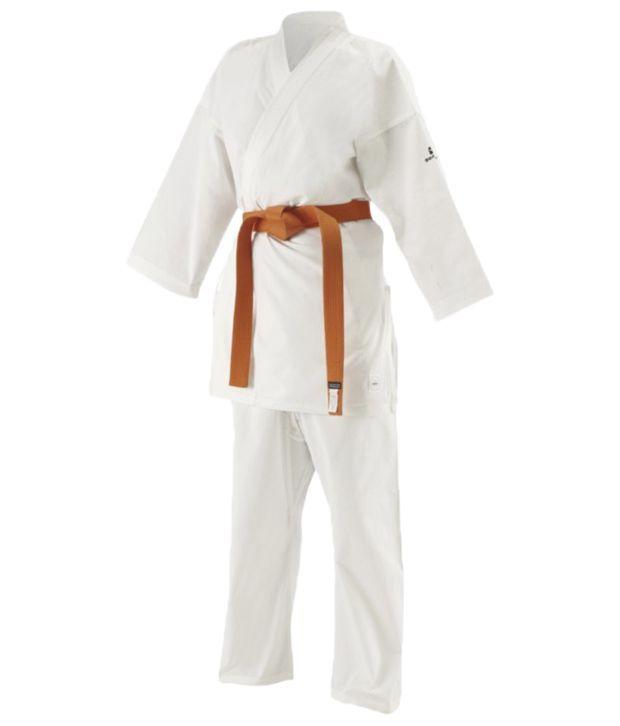 Domyos Okayama 400 Unisex Karate Uniform By Decathlon