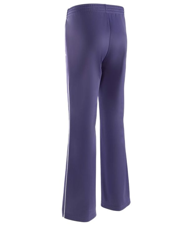 Domyos Purple Fitness Bottoms For Girls