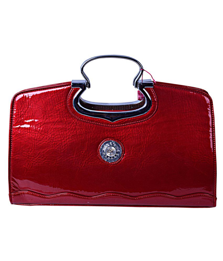 Gorgeous Red Shoulder Bag