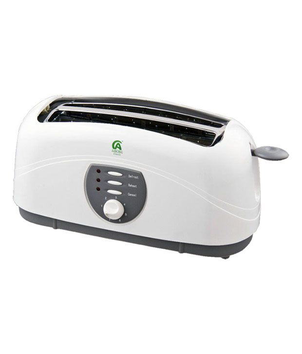 Aanchal ADPT-04 4 Slice Pop Up Toaster