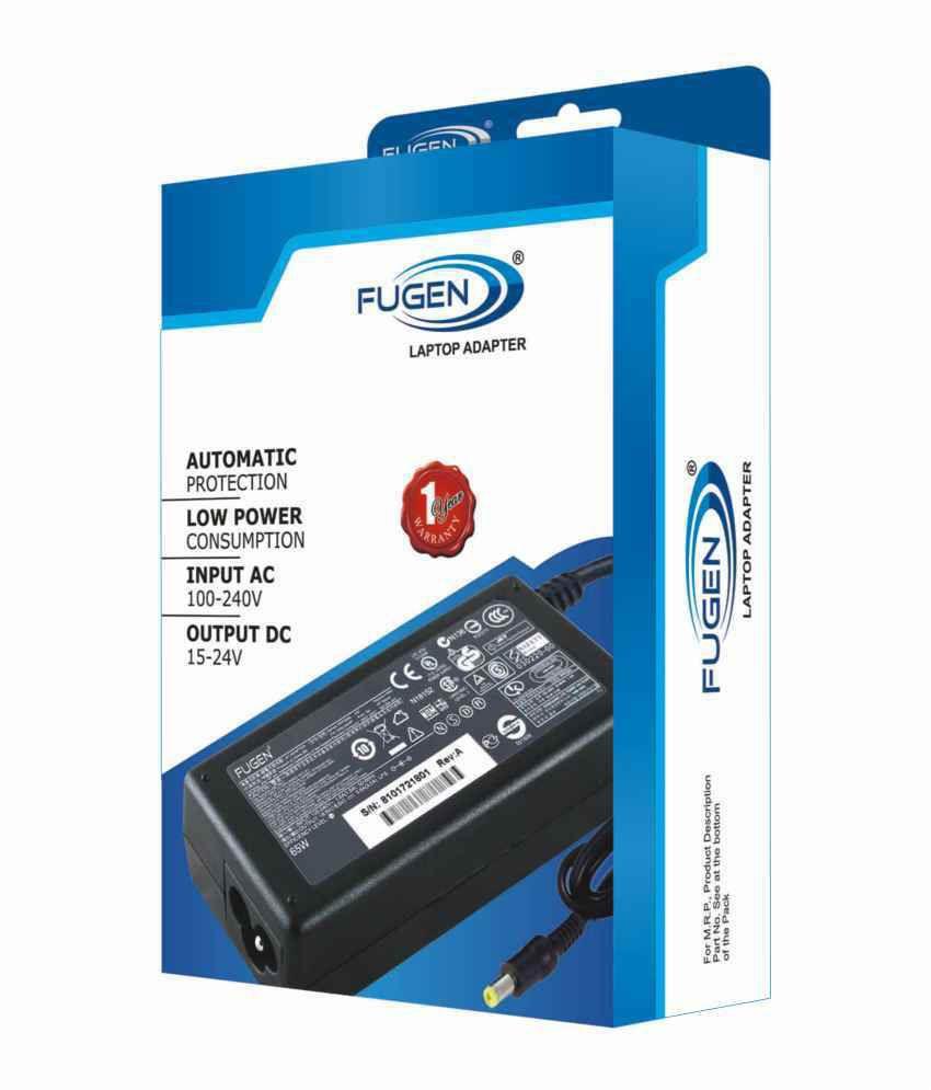 Fugen Laptop Adapter 65w 19v 3.16a Samsung R40-k005 R40-k006 R40-k007 R40-k008 R40-k009