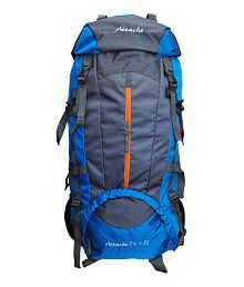 Attache 1021R Climate Proof Ruchsack & Hiking Backpack - Blue And Grey