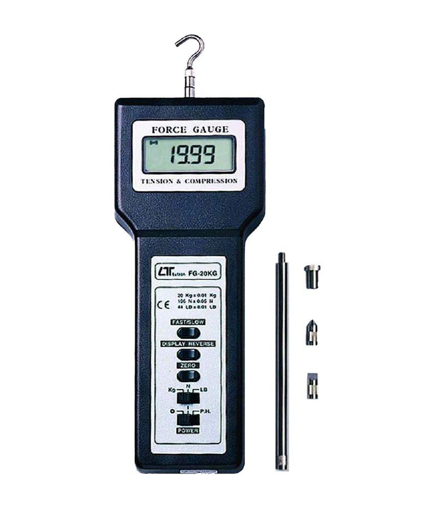 Lutron Electronic Force Gauge (20 Kg)