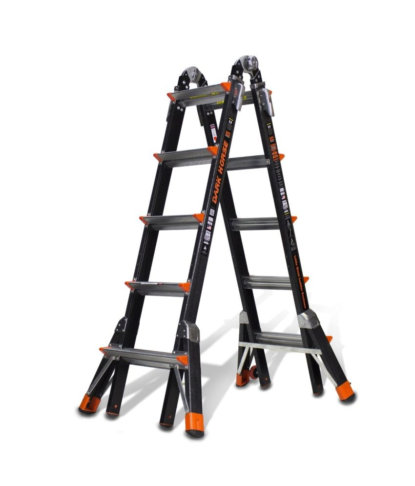 Eurostar Off White Aluminium Ladder Buy Eurostar Off