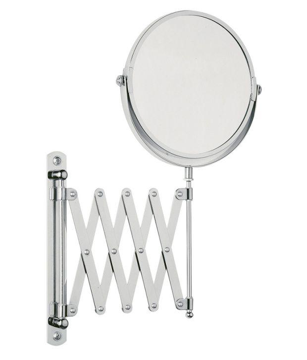 Greggs Glossy Shaving Fancy Makeup Mirror 6-Inch