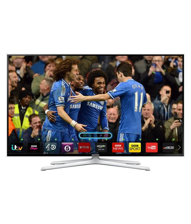 Samsung 40H6400 101.6 cm (40) Full HD 3D Smart LED Television