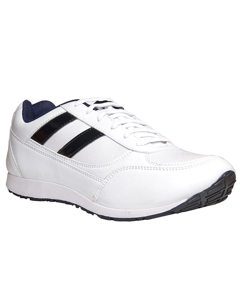 Sparx White Colour Sport Shoes
