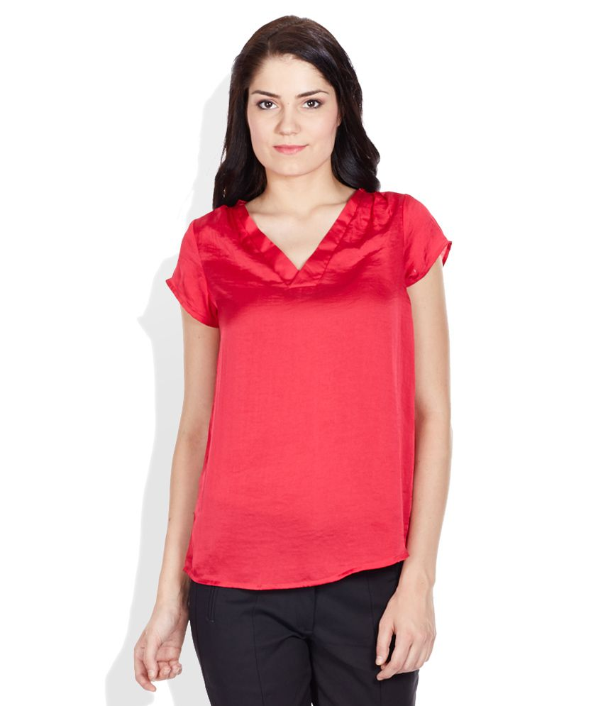 Code Red Solid Top