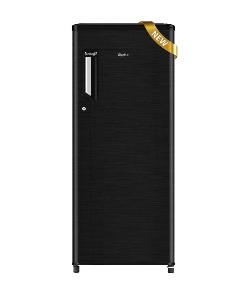 Whirlpool-230-Icemagic-Fresh-Premier-215-Litres-Single-Door-Refrigerator-(Titanium)