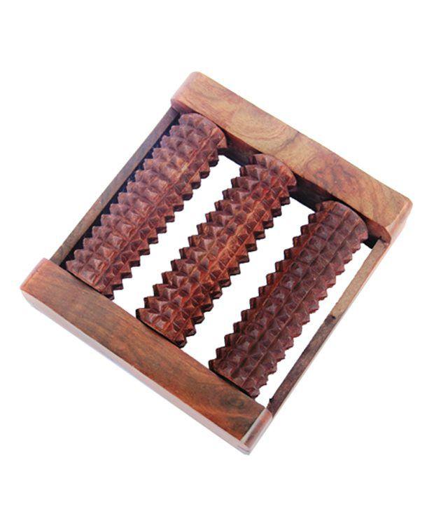 Woodpedlar Wooden Massager
