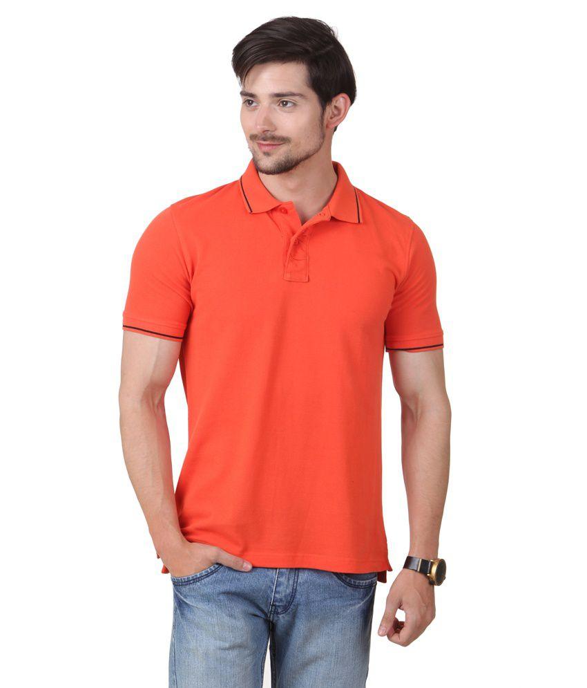 Frost T-Shirt - Orange