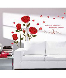 Wall Stickers: Buy Wall Stickers and Wall Decals Online UpTo 50 ...