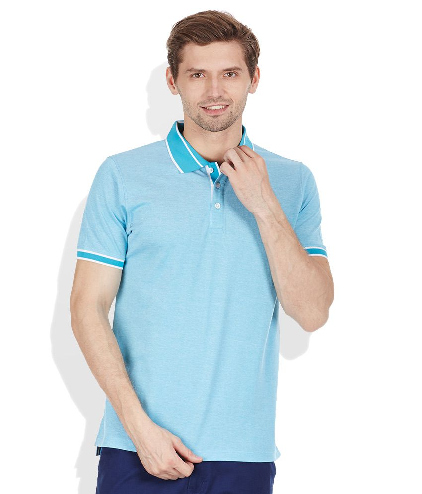 Proline Blue Polo T-Shirts