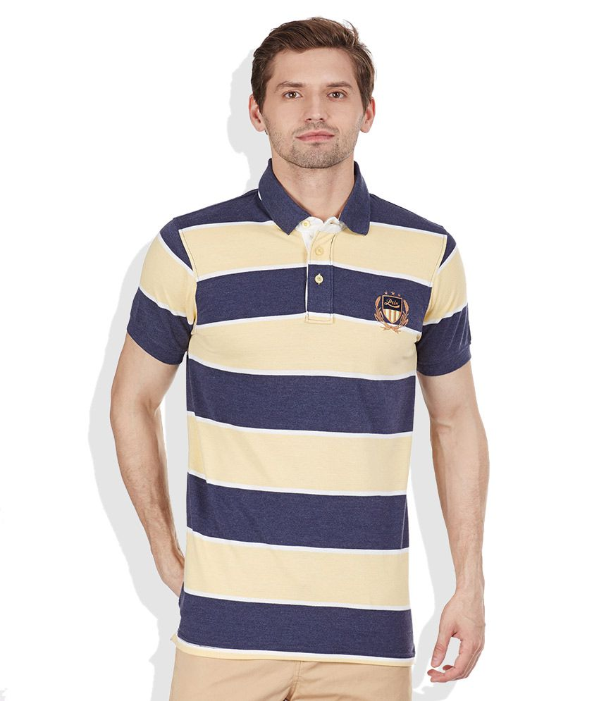Proline Gold Polo T-Shirts