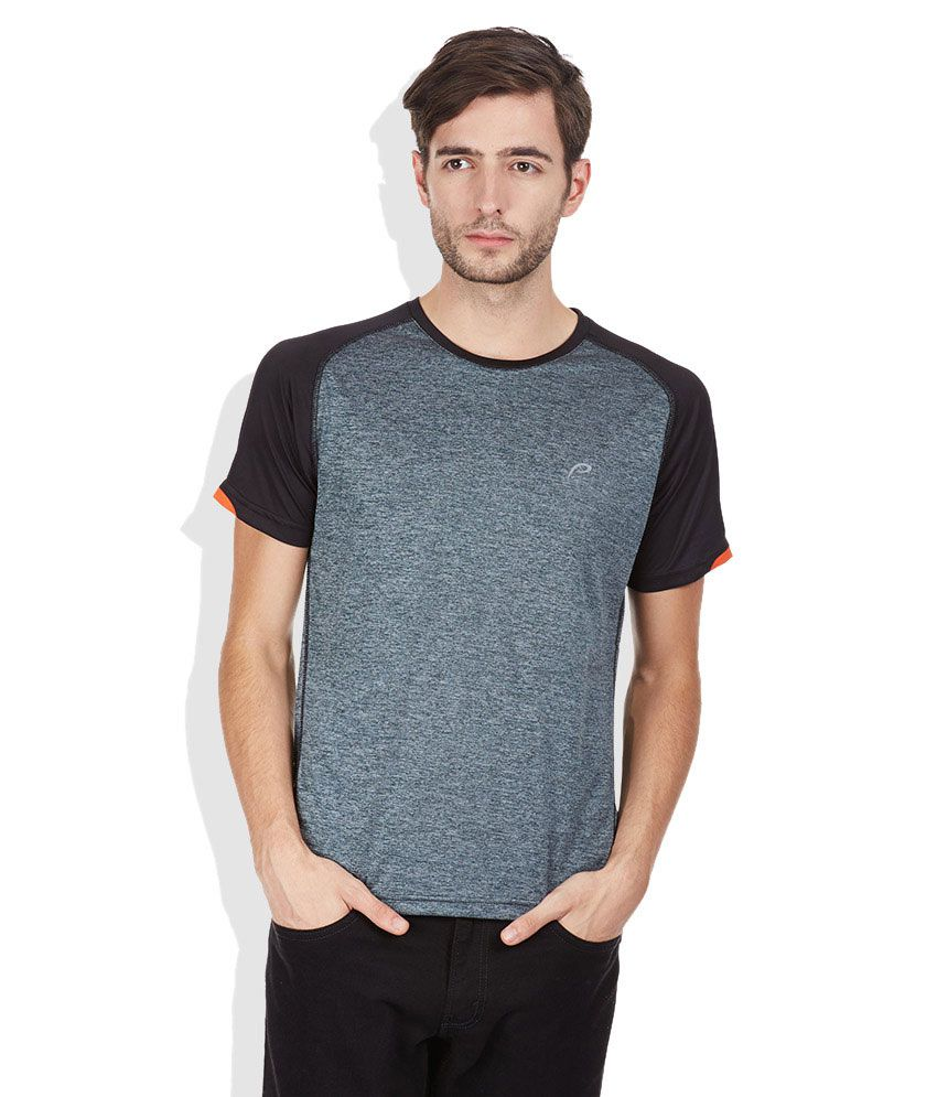 Proline Gray Round Neck