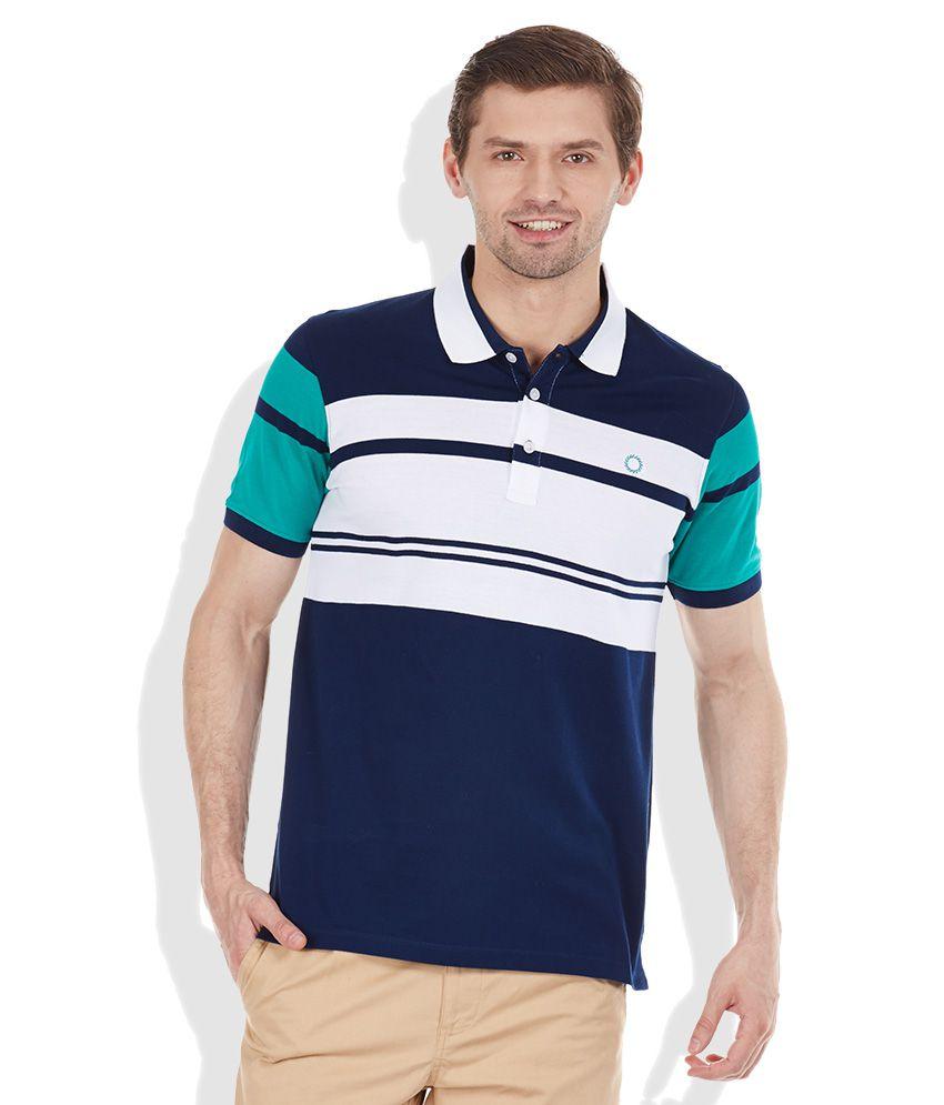 Proline Multicoloured Polo T-Shirts