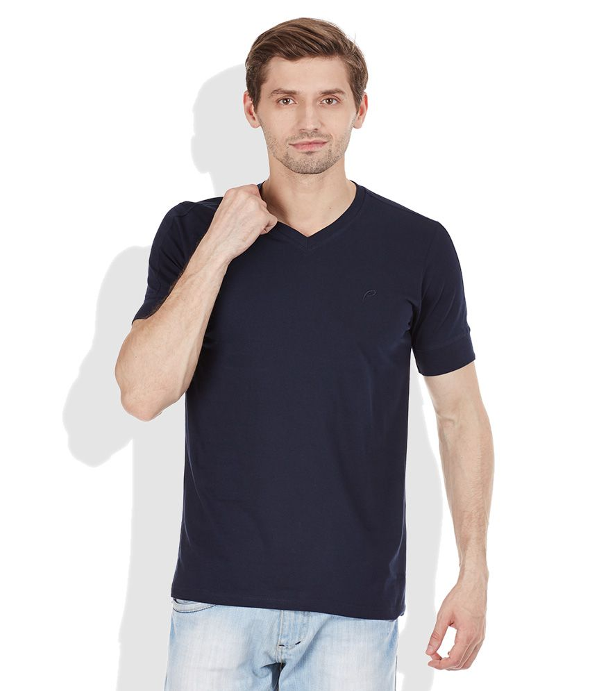 Proline Navy V-Neck