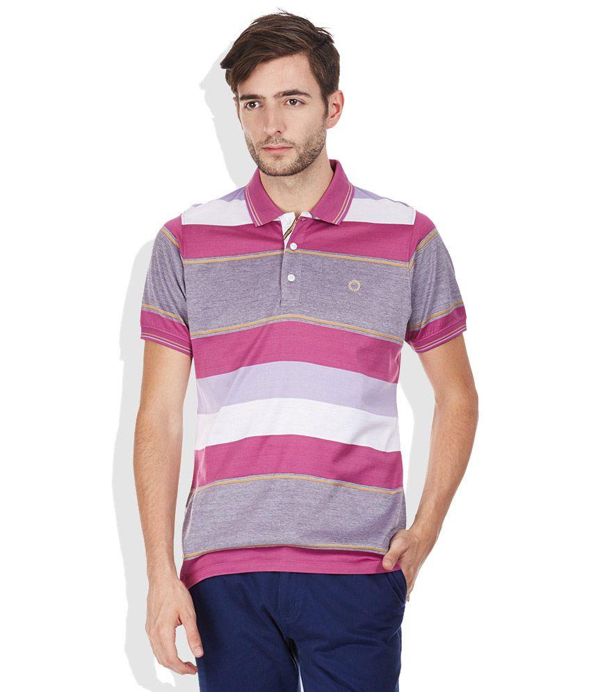 Proline Pink Polo T-Shirts