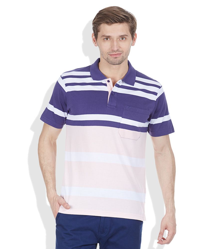 Proline Purple Polo T-Shirts
