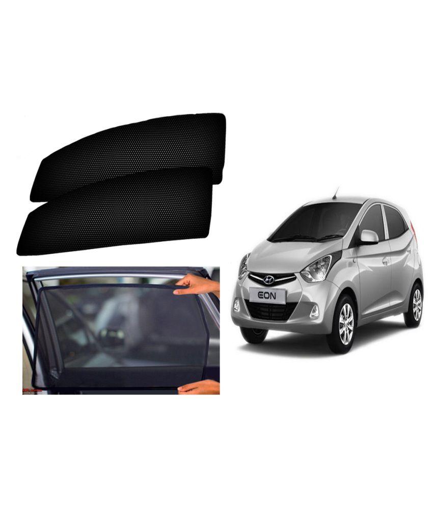 Autokit Car Magnetic Sunshades Or Curtains For Hyundai Eon
