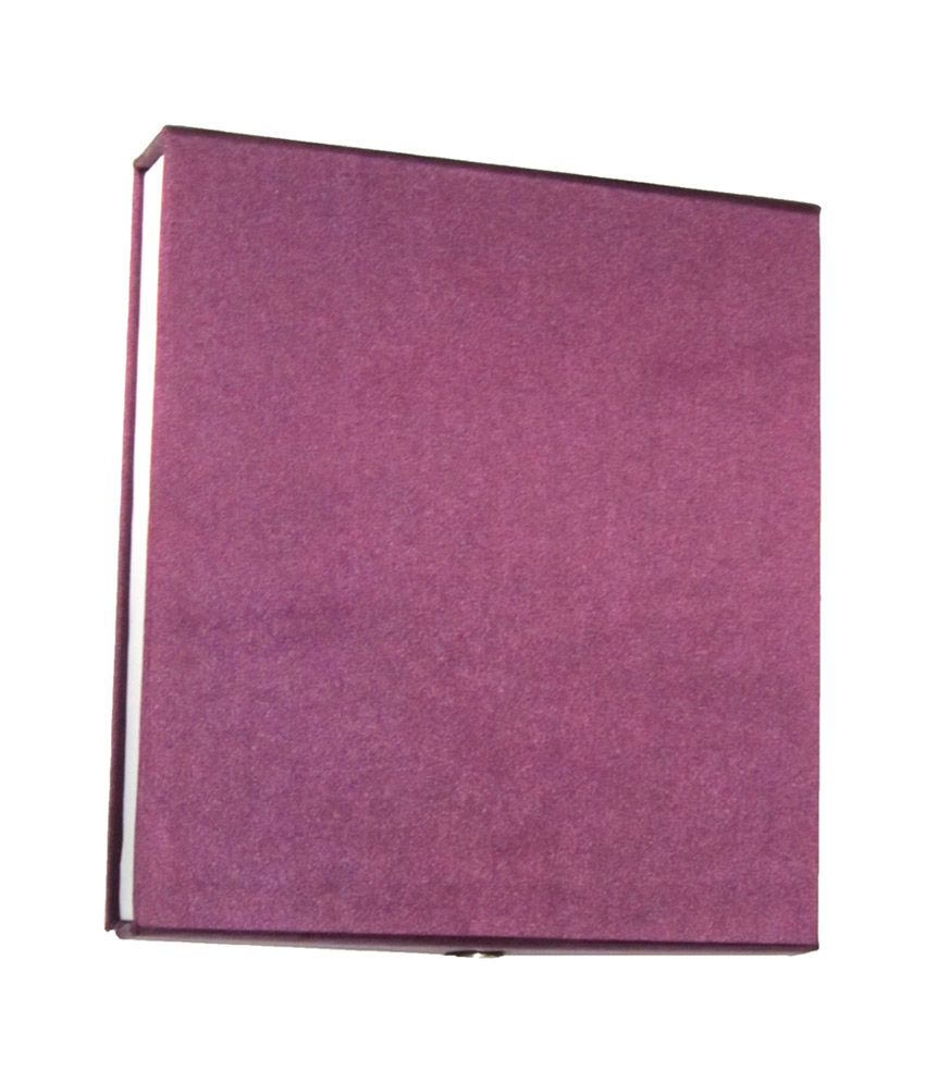 Divine Jewell Necklace Box- Purple(Small)