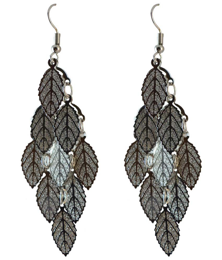Sarah Style Diva Silver Chandeliers
