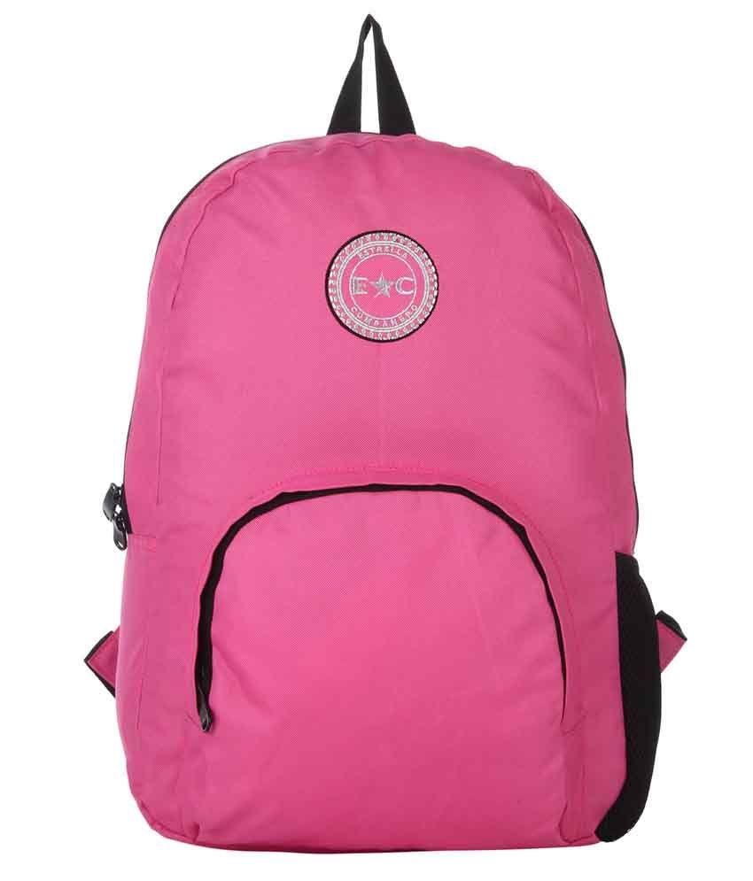Estrella Companero Pink Laptop Bag