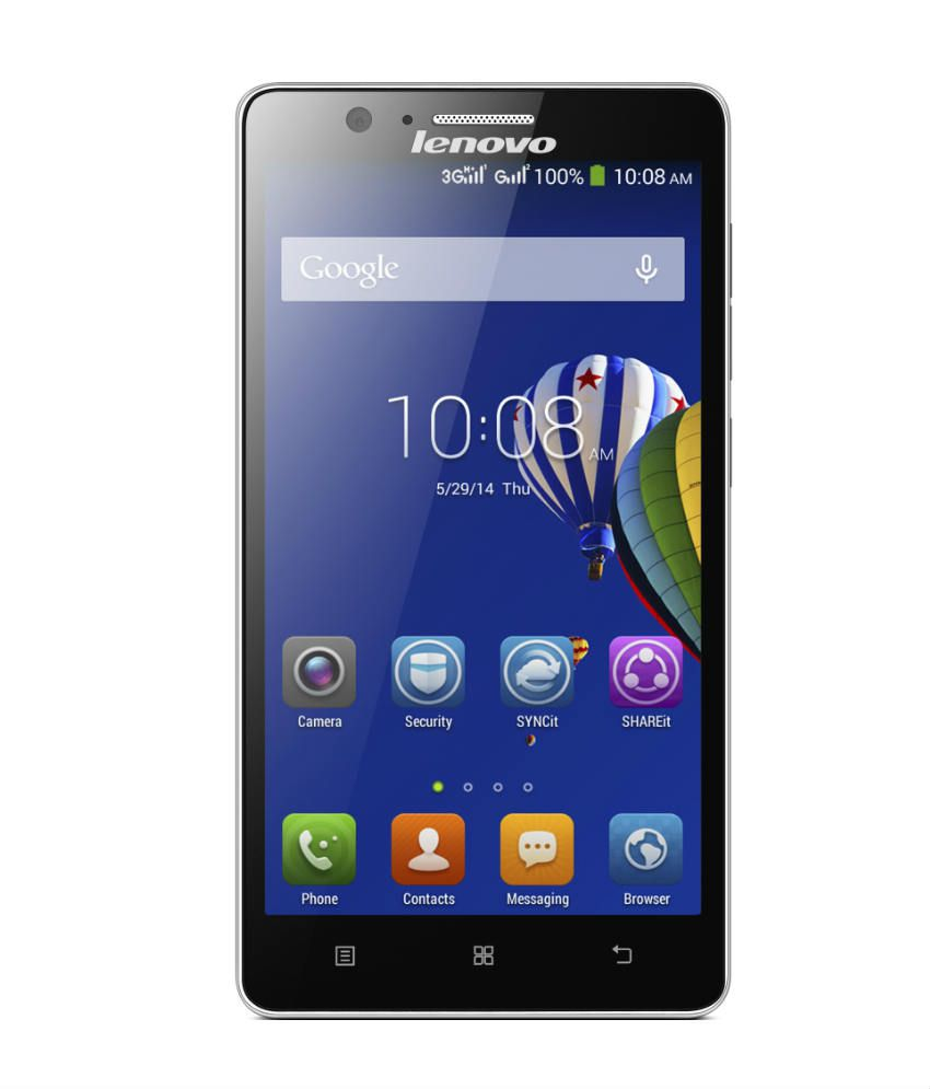 Lenovo A536 8 GB Black Available At SnapDeal For Rs9999