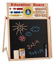 Abrazo Wooden Multipurpose Kid's Education Board