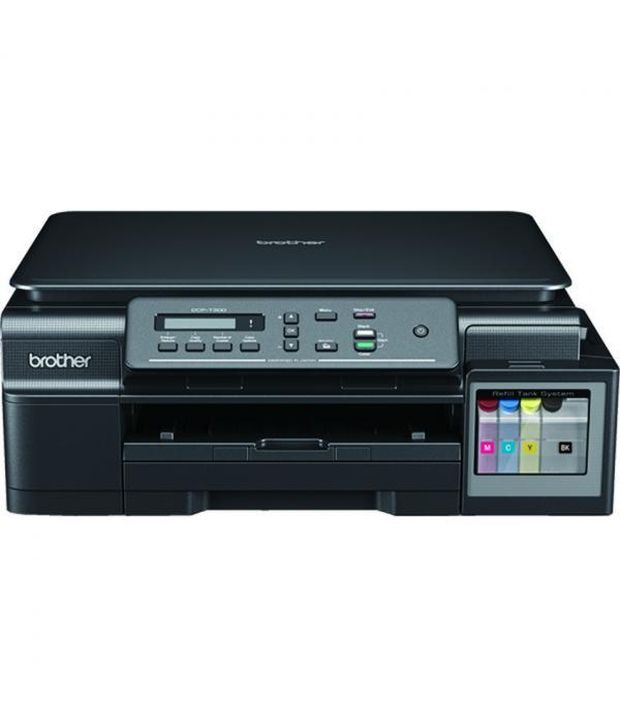 Brother DCP T500W Multifunction Ink Tank Printer Print Scan