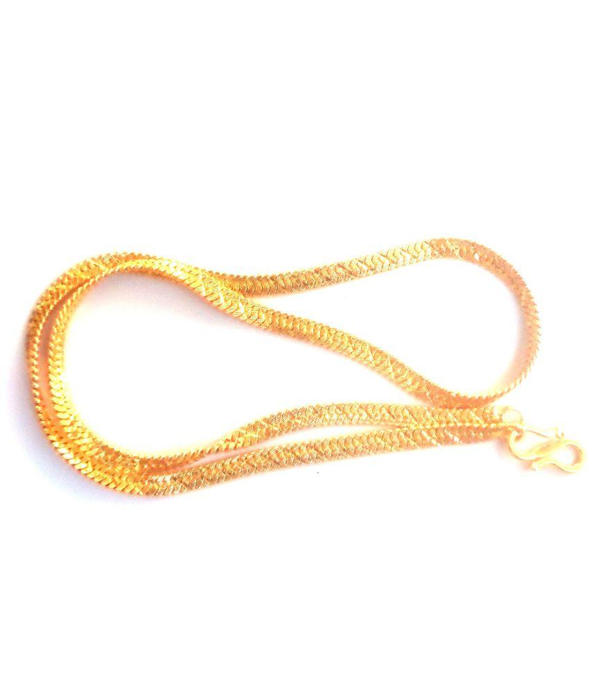 20dd2a6dd6b J S Imitation Designer Gold Plated Chain