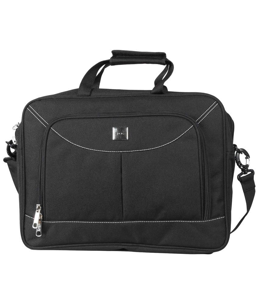 Space LTB 105 Nylon Black Laptop Bag