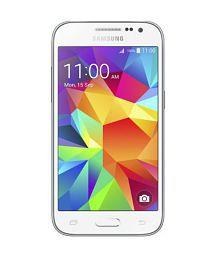Samsung Galaxy Core Prime (White, 8GB) - 4G LTE / G360FY
